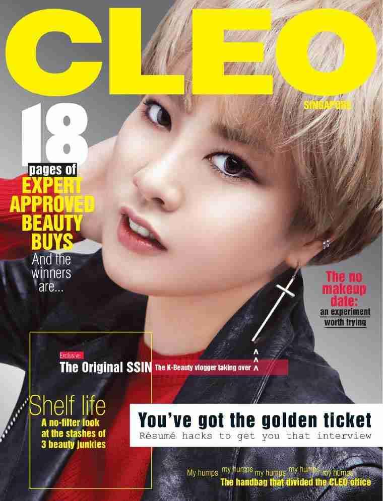 Cleo July 2017