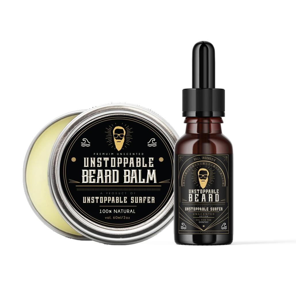 Beard Bundle (Ships Dec 18th)
