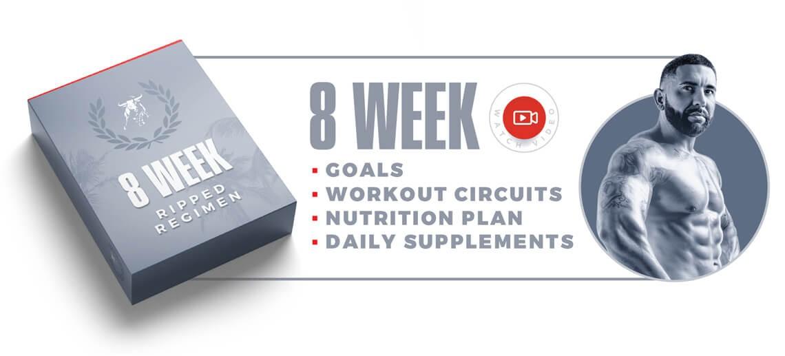 8 week regimen challenge