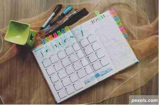 planner book, buku planner, buku planner khas