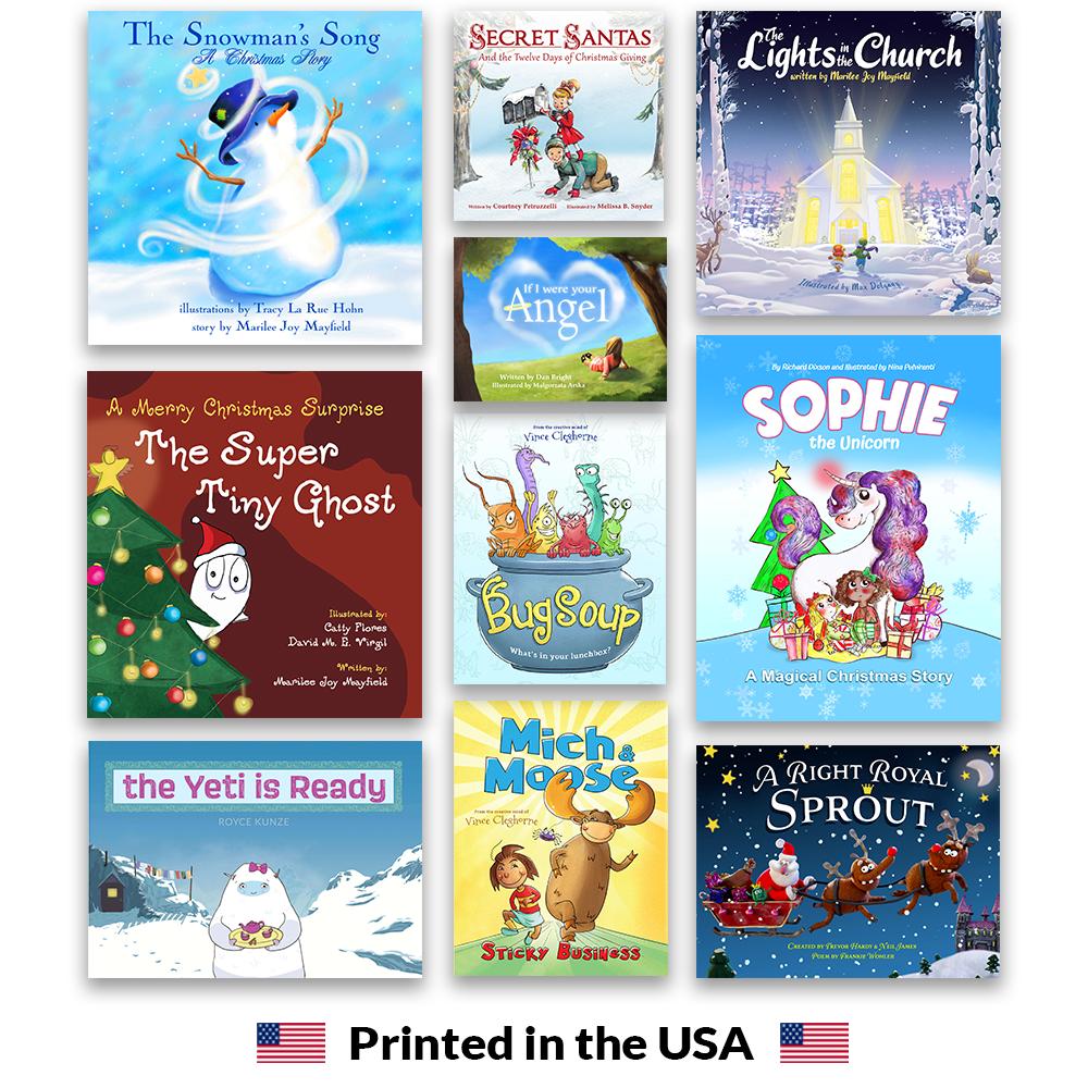 The Complete 2021 Christmas Bundle [10 Books]