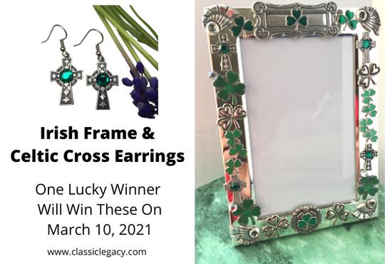 Sign up to Win Free Irish Gift