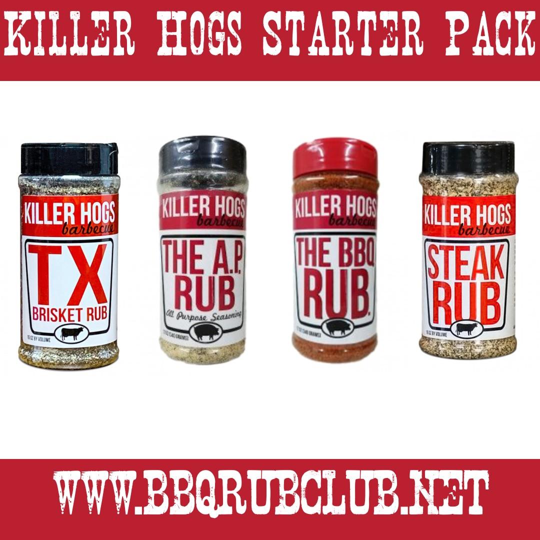 Killer Hogs Start Pack