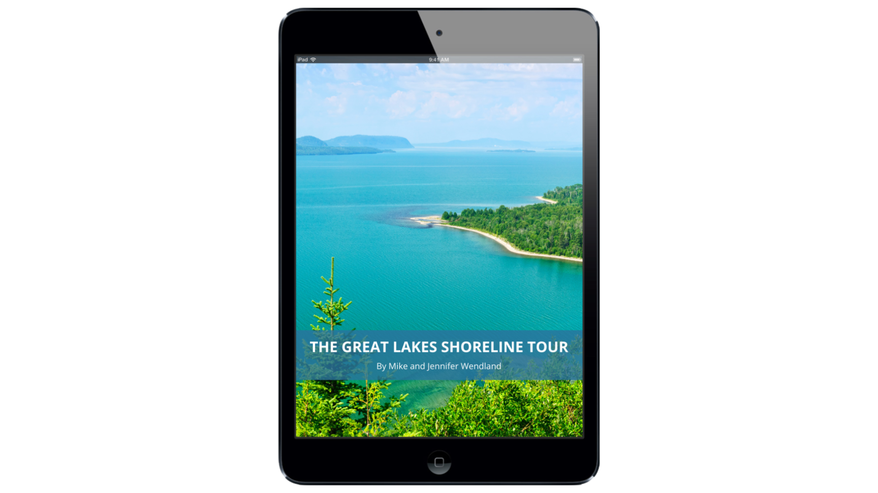 the Great Lakes Shoreline Tour cover image