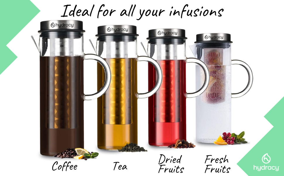 Hot and Cold Brew - All Your Infusions