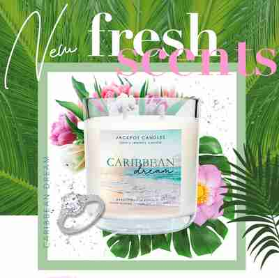 Caribbean Dream Candle