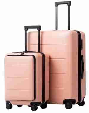 Couple Matching Luggage Suitcase