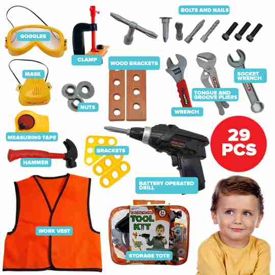 toddler tools