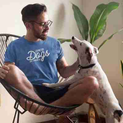 Dancer Dogs Are Essential Unisex T-Shirt