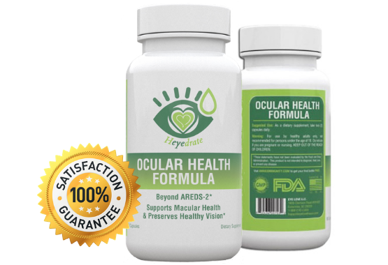 Heyedrate Ocular Health Formula