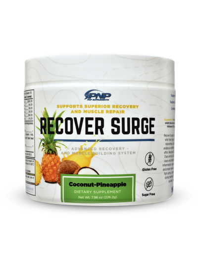 Recover Surge is a post workout supplements by PNP Supplements.