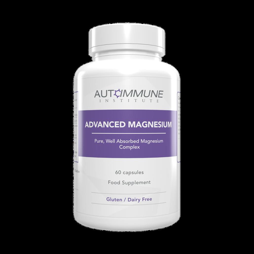 Advanced Magnesium - Magnesium Complex Supplement (Glycinate, L- Threonate, Taurate, and Orotate)