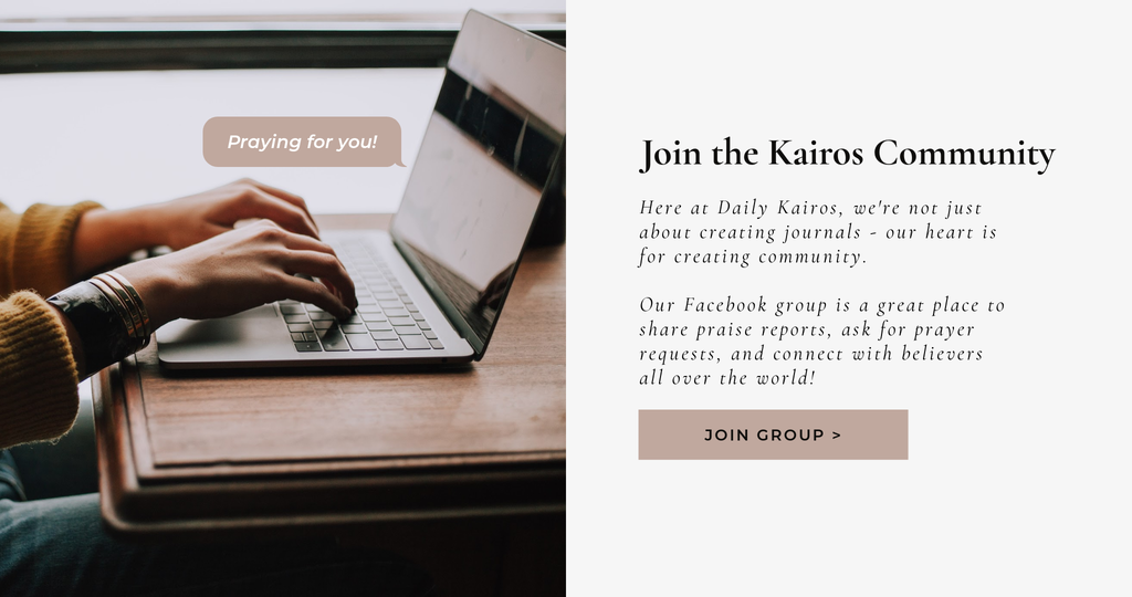 Daily Kairos Facebook Group