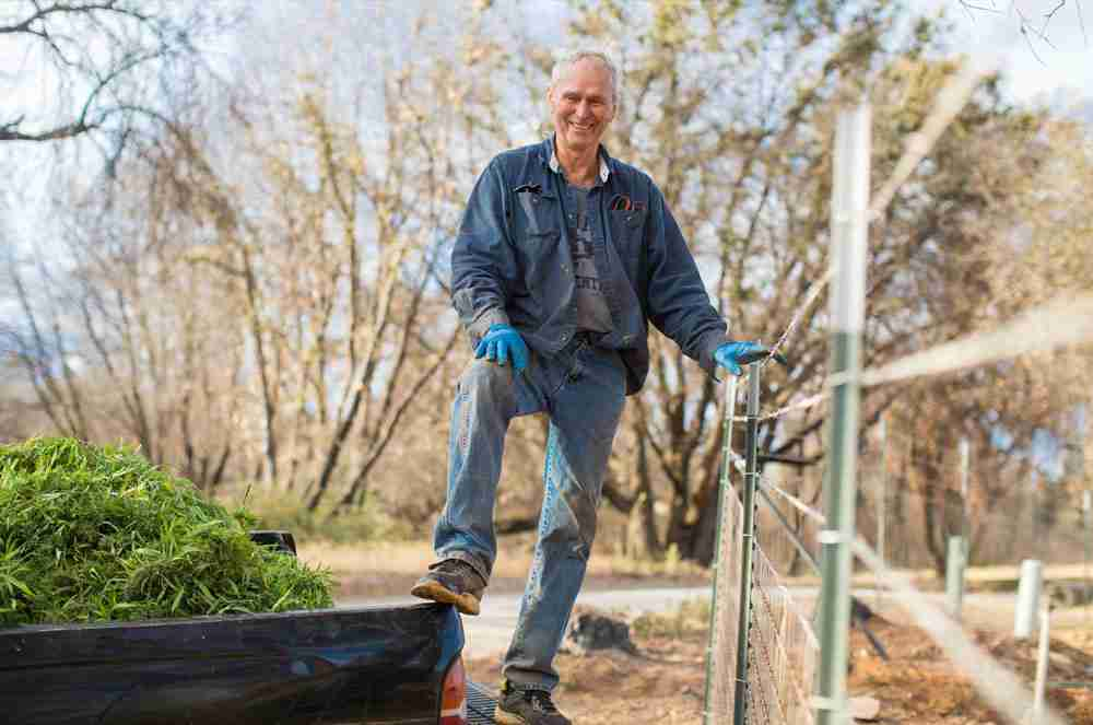Bloom Farms hemp products support responsible farming practices