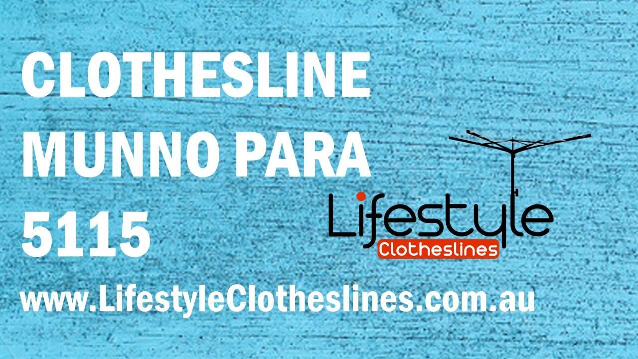 Clothesline Munno Para 5115 SA
