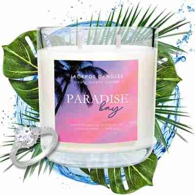 paradise bay candle