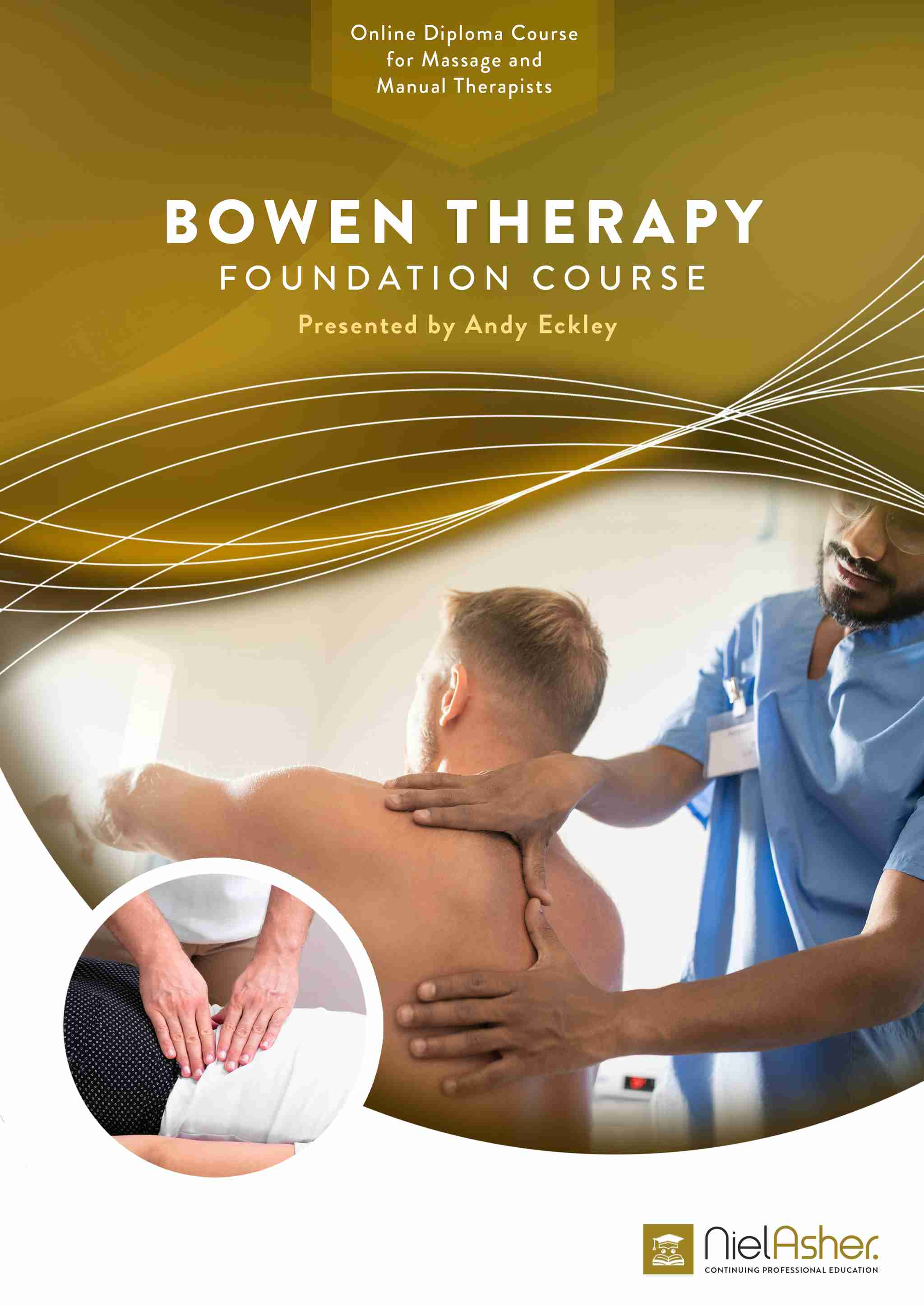 Bowen Therapy Online CEU CPD CPE Course