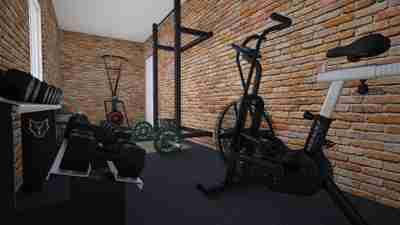Wolverson Gym Builder Layout 2