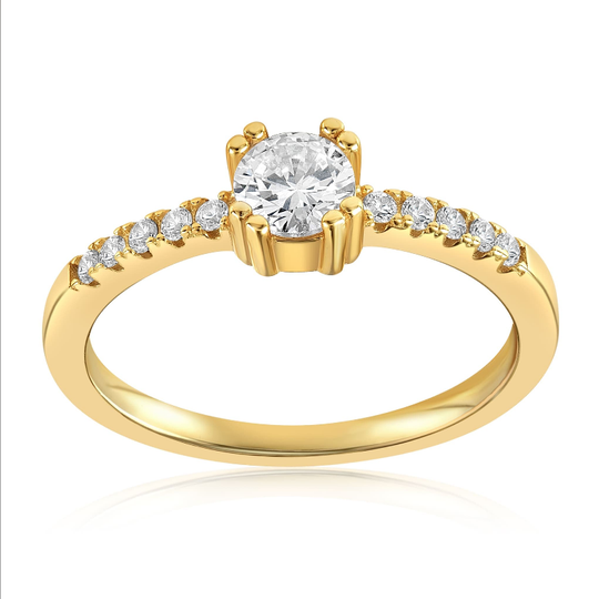 The Tianna Sparkle Ring