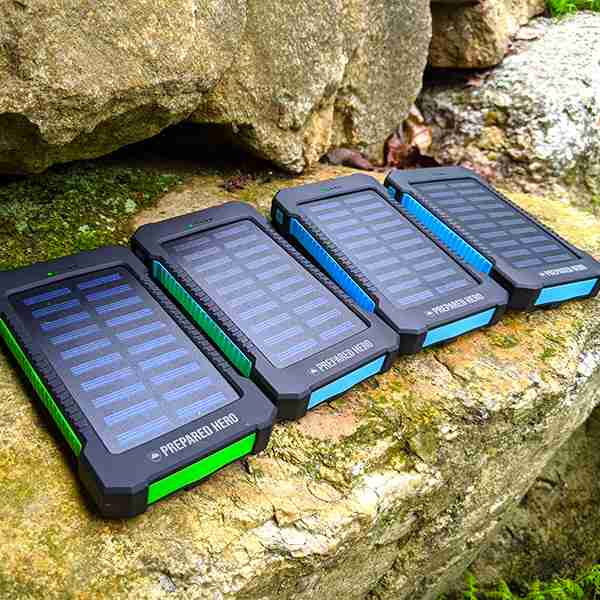 suncharge solar battery charger