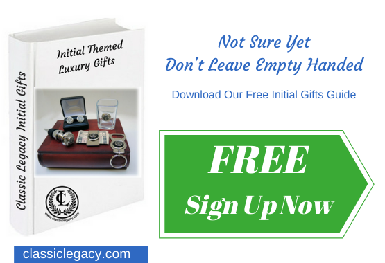 Sign up now for free Gift Guide