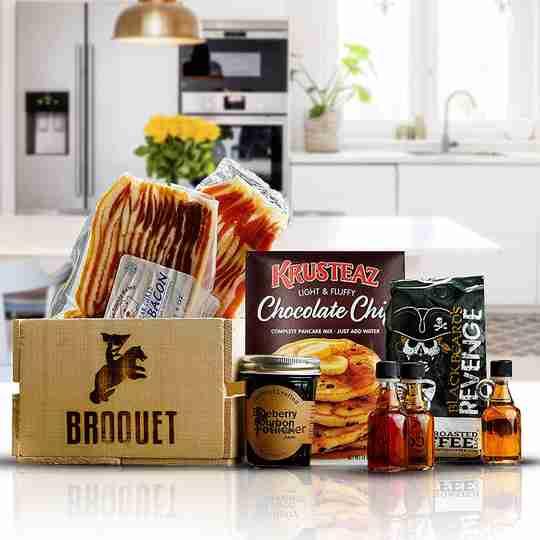 Broquet Breakfast Crate