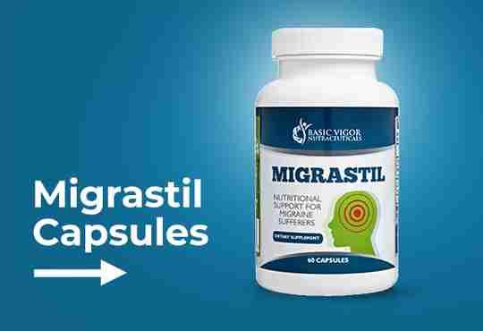 Migrastil Migraine Capsules