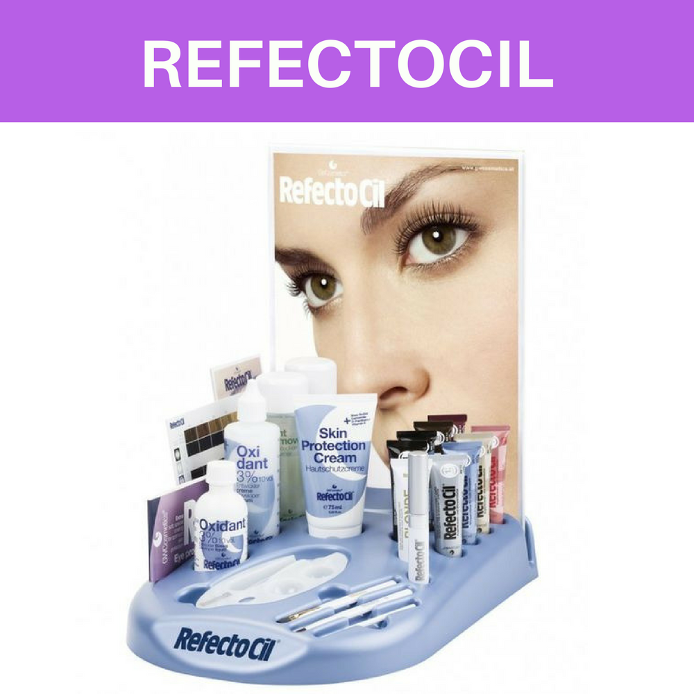 refectocil eyebrow tint
