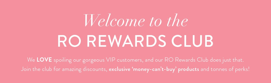 Join the RO Rewards Club Today