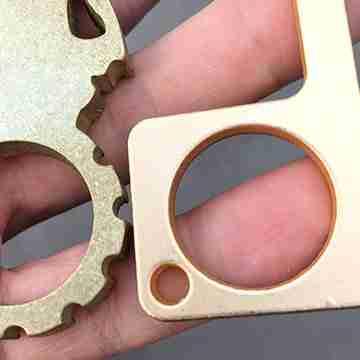competitor brass door opener