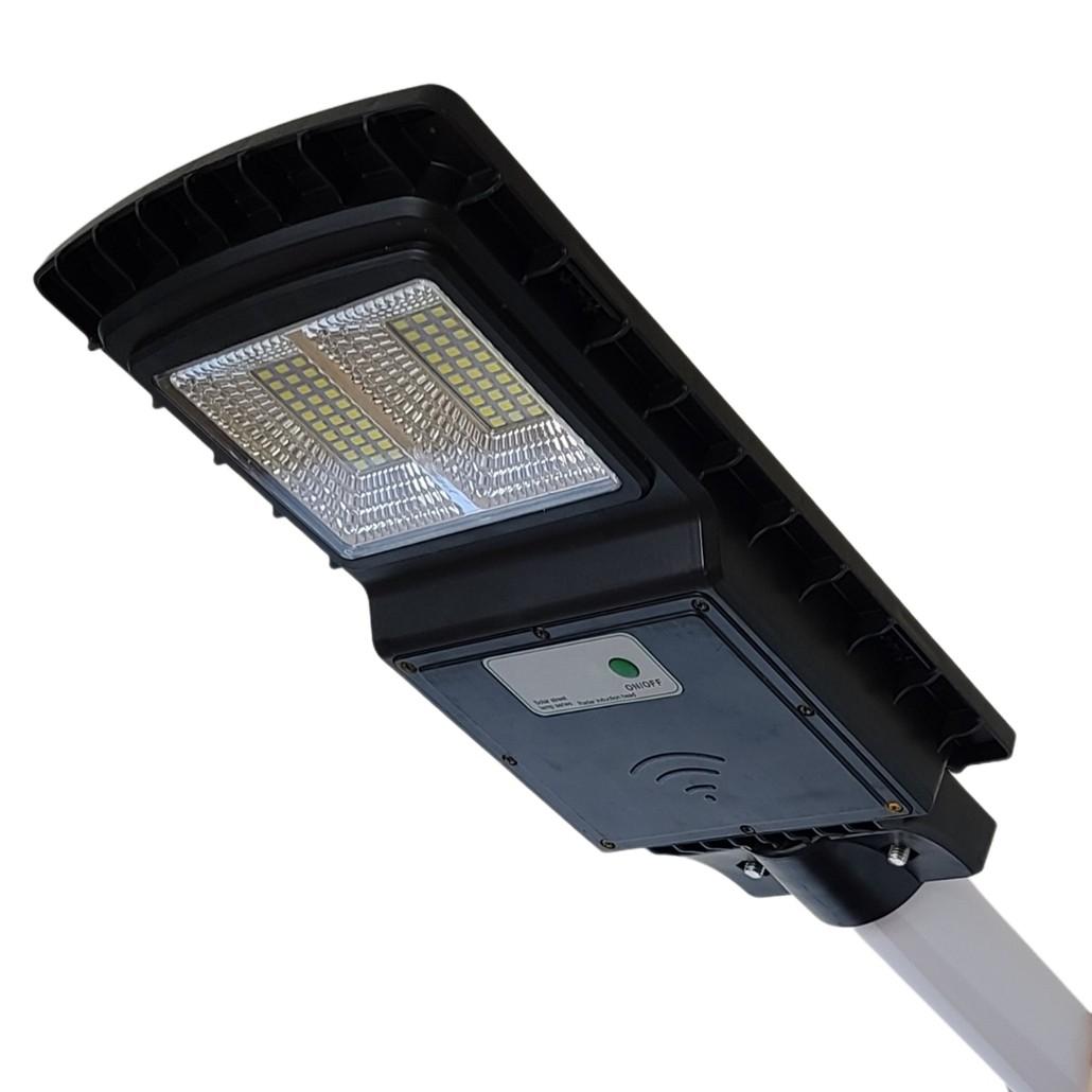 80W Solar Street Light 8000LM