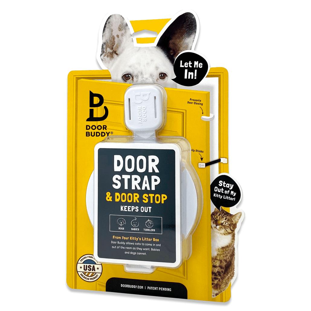 Door Buddy Door Strap Combo for Pets