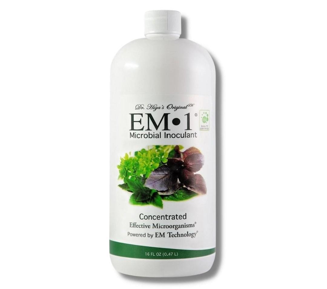 EM-1 Microbial Inoculant Gardening