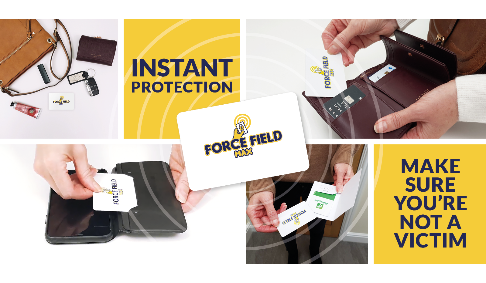 Instant Protection - Make sure you're not a victim