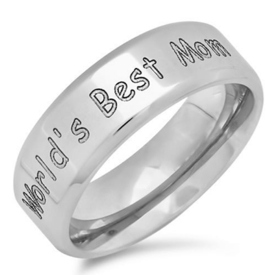 A ring with