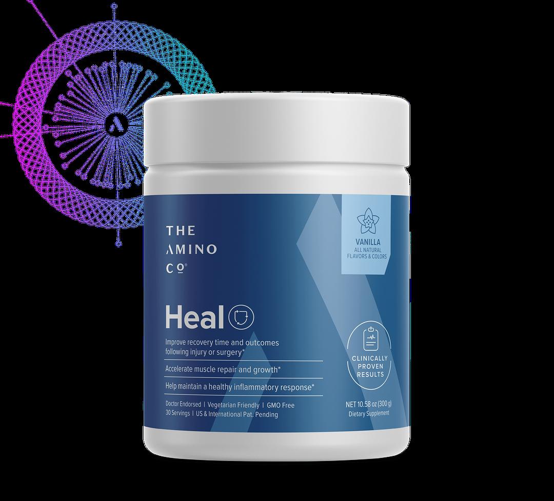 Heal - Vanilla Flavor