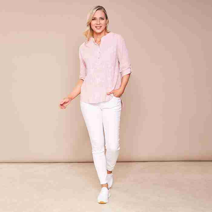 Lily Blouse(Pink)