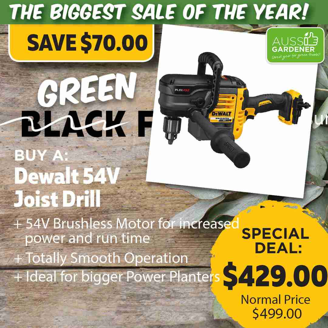 Green Friday Super Deal $499 value for just $429 - The biggest sale of the year.