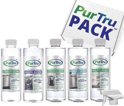 PurTru Pack™ Essential Bundle (5 Pack)