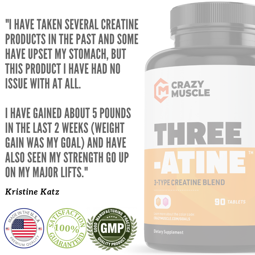 Three-Atine testimonial