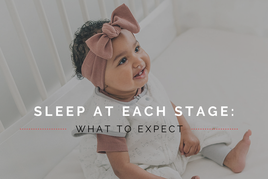 sleep at each stage: what to expect - best dreamsuit - sleep experts