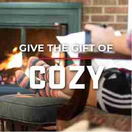 Give the Gift of Cozy