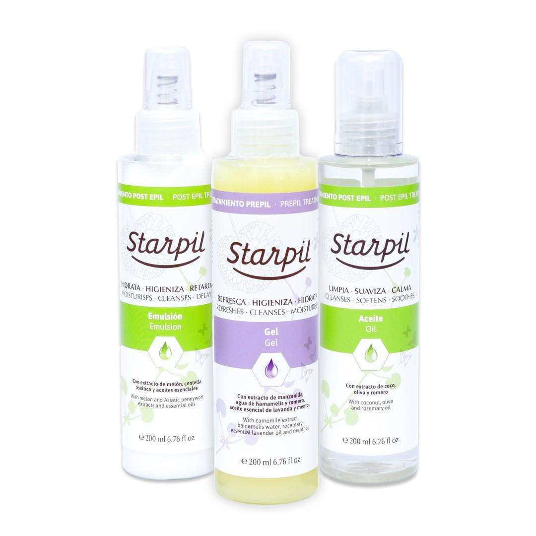 Starpil Pink Soft Wax