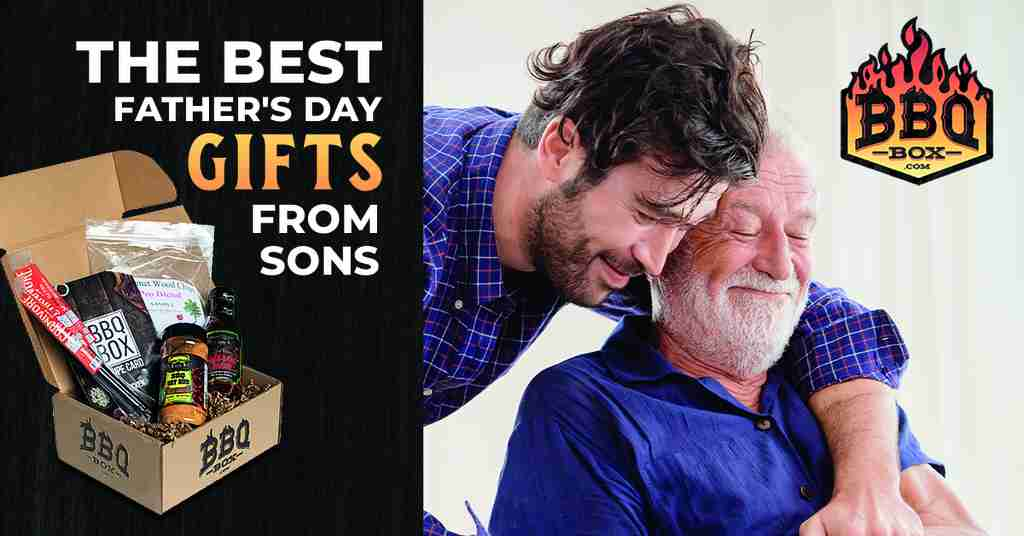 Father's Day Gifts from Sons