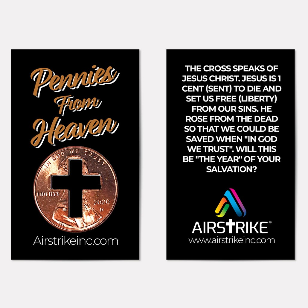 Pennies From Heaven Card - Standard Edition