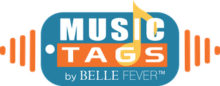 Music Tag by Belle Fever