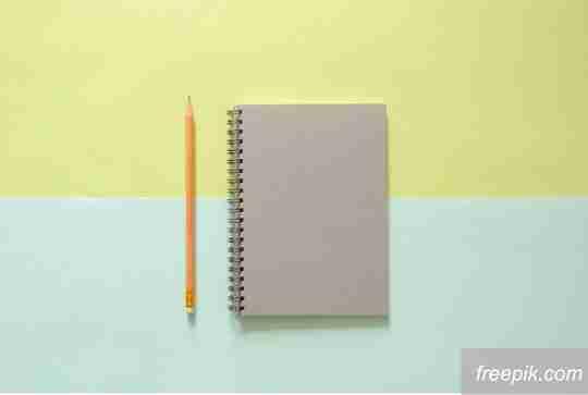 buku impian, notebook