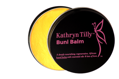 Buni Balm - Kathryn Tilly - Product Silhouettes