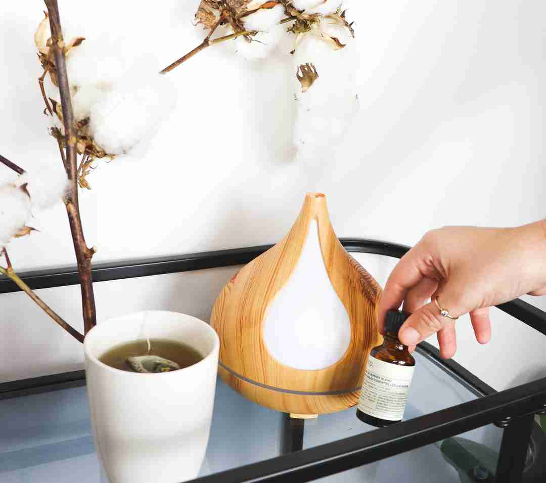 wellness practices diffuser