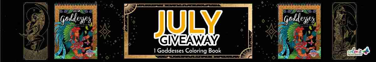 ColorIt July 2021 Giveaway